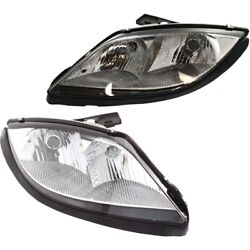 22713668, 22713667 Gm2503222, Gm2502222 Headlight Lamp Left-and-right Lh And Rh