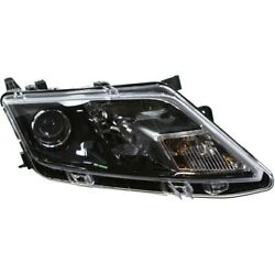 Headlight Lamp Right Hand Side Passenger Rh Fo2503273 9e5z13008a For Ford Fusion