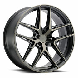 20 Xo Cairo Grey 20x9 Forged Concave Wheels Rims Fits Acura Tsx