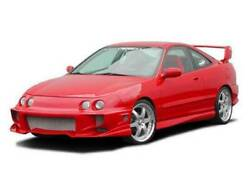 Aggressor 4pc Complete Kit For 1998-2001 Acura Integra 2dr 890597
