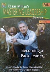 Dog Training Cesar Milan's Mastering Leadership Becoming a Pack Leader DVD R4