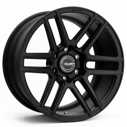 18 Velgen Vft6 Black 18x9 Forged Concave Wheels Rims Fits Ford Expedition