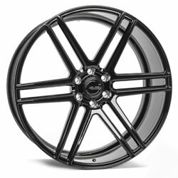 24 Velgen Vft6 Black 24x10 Forged Concave Wheels Rims Fits Ford Expedition