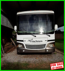 2011 Coachmen Mirada 32DS 32' Class A Gas 2 Slides Generator Hitch LA c601538