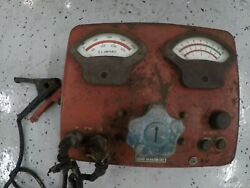Vintage Sun Electric Corp Bst-5 Battery Starter Tester 1960's - Great Condition