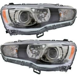 8301b073 8301b074 Hid Headlight Lamp Left-and-right Hid/xenon Lh And Rh