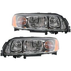 Headlight Lamp Left-and-right Vo2503114, Vo2502114 312768310, 312768328 Lh And Rh