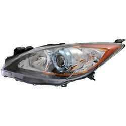 Headlight Lamp Left Hand Side Driver Lh Ma2518143c Bfd1510l0d For Mazda 3 Sport