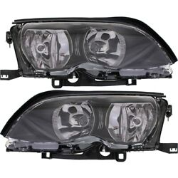 Headlight Lamp Left-and-right For 320 325 330 Bm2503122, Bm2502122 Lh And Rh 325i
