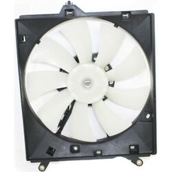 Cooling Fan Assembly Right Hand Side Passenger Rh For Toyota Avalon To3113110