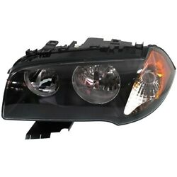 Headlight Lamp Left Hand Side Driver Lh 63123418423 For E83 X3 Series Bmw 04-06