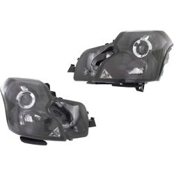 Hid Headlight Lamp Left-and-right Hid/xenon Gm2503315 Gm2502315 Lh And Rh For Cts