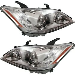 8113033740 8117033740 Lx2519116 Lx2518116 Headlight Lamp Left-and-right