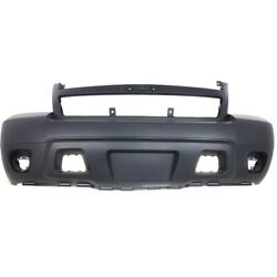 Bumper Cover Front For Chevy Suburban Gm1000817 25814570 Chevrolet Tahoe 1500