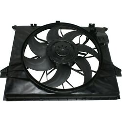 Cooling Fan Assembly For Mercedes Ml Class R Mb3115125 164500059380 Ml320 Ml350