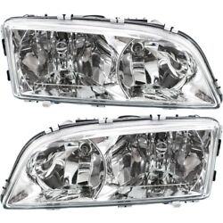Headlight Lamp Left-and-right Lh And Rh Vo2502115, Vo2503115 94678927, 94678935