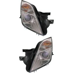 Headlight Lamp Left-and-right Fo2503275 Fo2502275 9n7z13008a 9n7z13008b