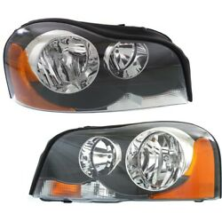 312768096, 312768104 Vo2503112, Vo2502112 Headlight Lamp Left-and-right Lh And Rh