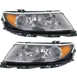 Headlight Lamp Left-and-right Fo2503288c, Fo2502288c Ah6z13008a, Ah6z13008b