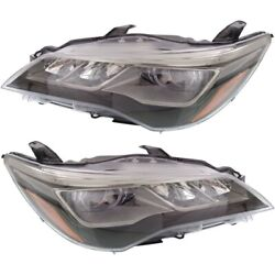 Headlight Lamp Left-and-right To2503229 To2502229 8111006c80 8115006c80