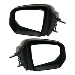 Mirror For 2009 Mercedes-benz Gl320 Left And Right Set Of 2