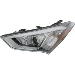 921014z100 Hy2502179 Hid Headlight Lamp Left Hand Side Hid/xenon Driver Lh
