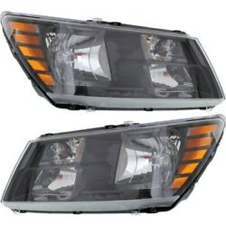 Headlight Lamp Left-and-right Ch2503265c, Ch2502265c 68200084aa, 68200085aa