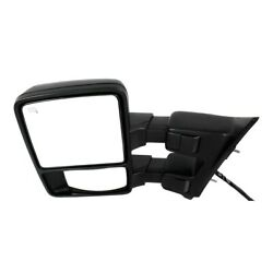 Mirror Left Hand Side Heated For F250 Truck F350 F450 F550 Driver Lh Fo1320426