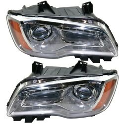68143002ac 68143003ac Ch2503231c Ch2502231c Headlight Lamp Left-and-right