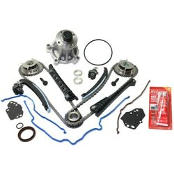 Timing Chain Kit Water Pump For 2005-2010 Ford F-250 Super Duty Kit