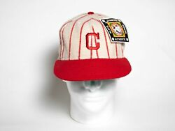 Pittsburgh Crawfords 1935 Team Issued Negro League Baseball Hat Cap