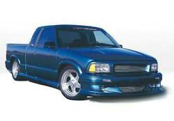 Custom Style Kit W/ Roll Pan For 1994-1997 Chevy S-10 Extended Cab 2dr 890012