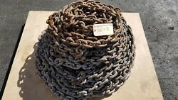 Galvanized Anchor Chain 5/8 X 320and039