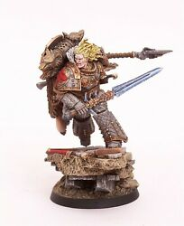 Warhammer 30k 40k Hh Space Wolves Legion Army Commission