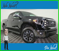 2020 Toyota Tundra Limited CrewMax 5.5' Bed 5.7L 2020 Limited CrewMax 5.5' Bed 5.7L New 5.7L V8 32V Automatic 4WD Pickup Truck