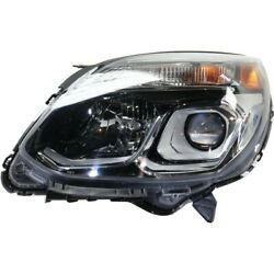 Headlight Lamp Left Hand Side For Chevy Driver Lh Gm2502424 84009752 Equinox