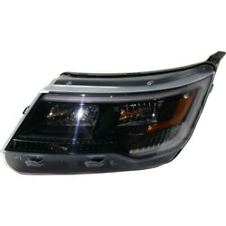 Hid Headlight Lamp Left Hand Side Hid/xenon Driver Lh Fo2518131 Fb5z13008v