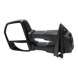Mirror Left Hand Side Heated For F150 Truck Driver Lh Fo1320519 Fl3z17683af-pfm