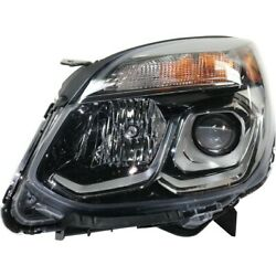 Headlight Lamp Left Hand Side For Chevy Driver Lh Gm2502424c 84009752 Equinox