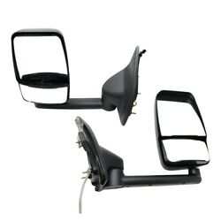 Mirror For 99-2005 Ford F-350 Super Duty Driver And Passenger Side Set Of 2