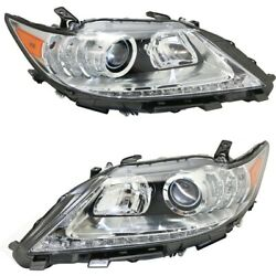Headlight Lamp Left-and-right Lx2518139c Lx2519139c 8110533b30 8110633b30