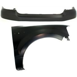 Bumper Cover Kit For 2006-2008 Ford F-150 Front Built From 08/09/05 To 08/08/09