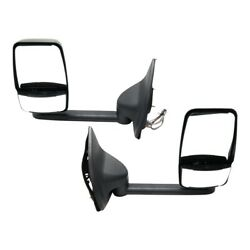 Mirror For 2000-2005 Ford Excursion Driver And Passenger Side Set Of 2
