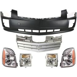 Kit Auto Body Repair Front For Cadillac Srx 2006-2009