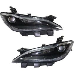 Ch2503264, Ch2502264 Hid Headlight Lamp Left-and-right Hid/xenon Lh And Rh For 200