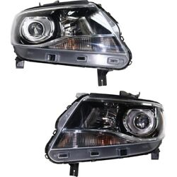 Headlight Lamp Left-and-right For Chevy Gm2503408c, Gm2502408c Lh And Rh Colorado