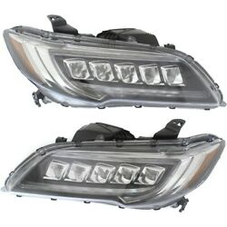 33100tx4a51 33150tx4a51 Ac2502128 Ac2503128 Headlight Lamp Left-and-right