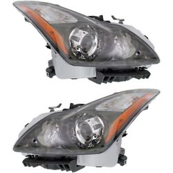 In2503148 In2502148 Hid Headlight Lamp Left-and-right Hid/xenon Lh And Rh For G37