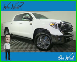 2020 Toyota Tundra 1794 Edition CrewMax 5.5' Bed 5.7L 2020 1794 Edition CrewMax 5.5' Bed 5.7L New 5.7L V8 32V Automatic 4WD Pickup