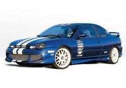 Racing Series 4pc Complete Kit For 1995-1999 Dodge Neon 2dr 890295